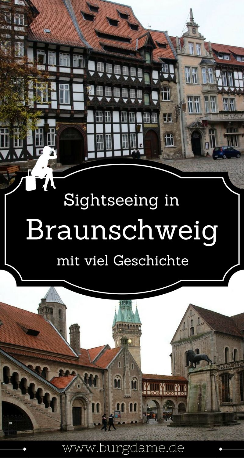 sightseeing braunschweig verf hrung der sehensw rdigkeiten urlaub ausfl ge pinterest. Black Bedroom Furniture Sets. Home Design Ideas