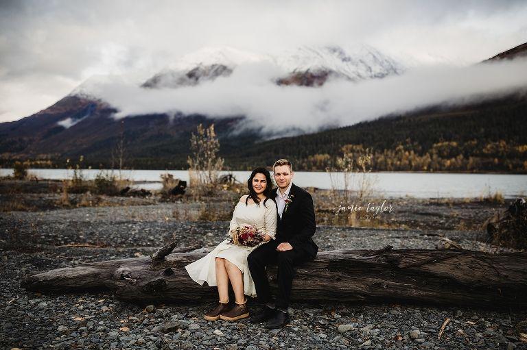 seward, alaska elopement Alaska wedding photographer