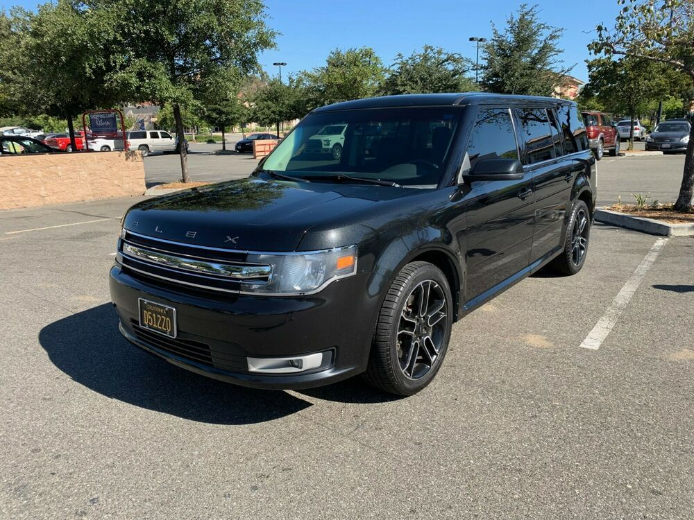 Details About 2014 Ford Flex Sel In 2020 Ford Flex Ford