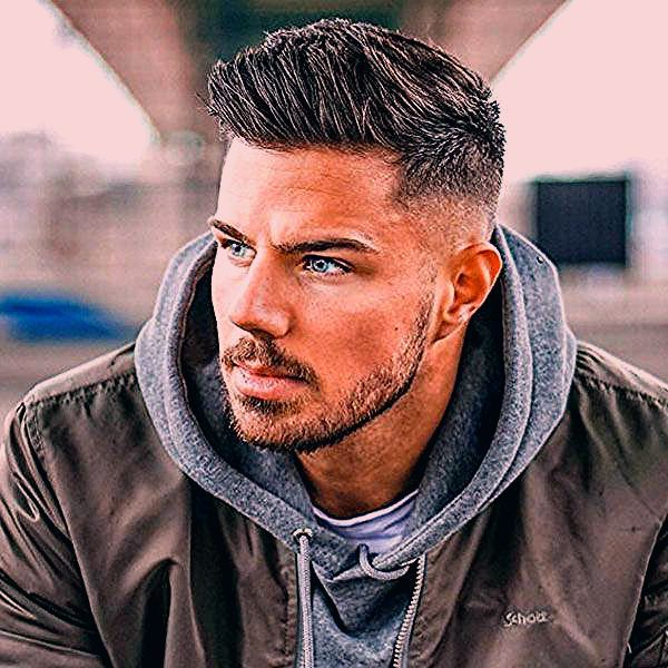 Photo of Mens Hairstyles
