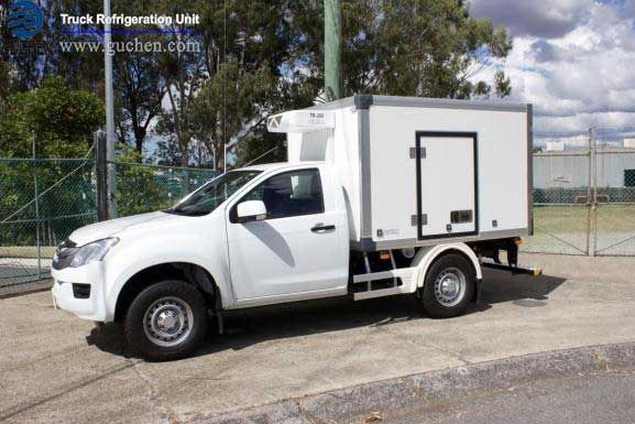 Used Refrigerated Trucks For Sale