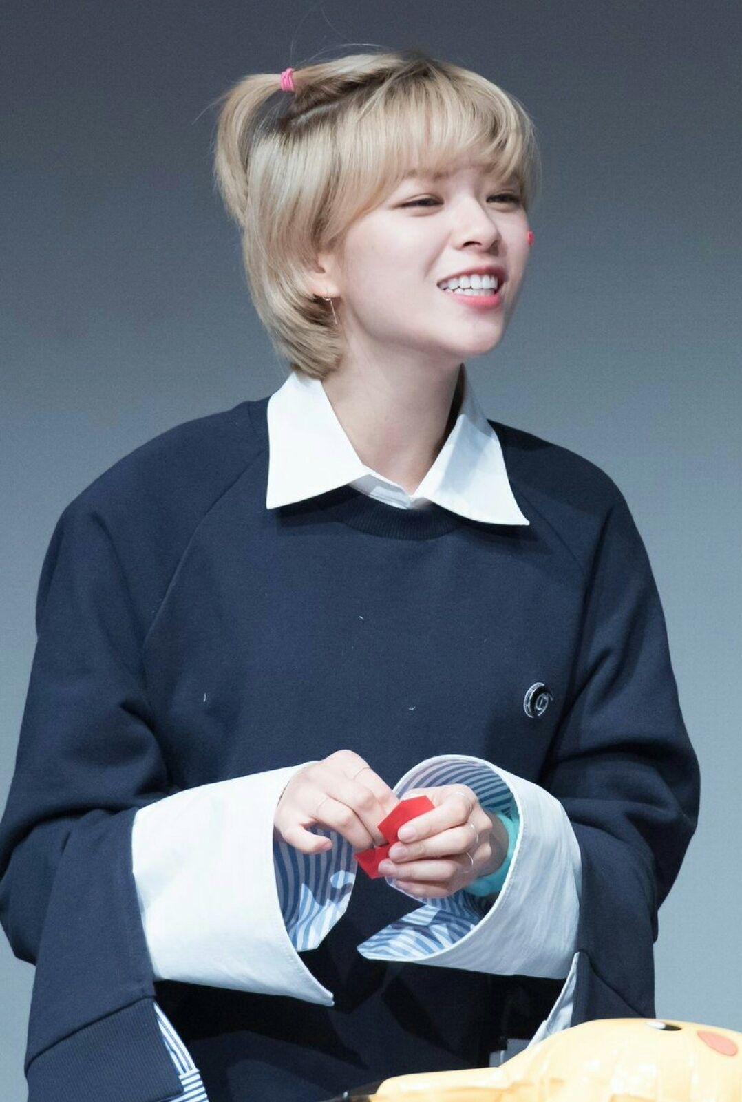 jeongyeon yoo jeongyeon 유정연 twice in 2018 pinterest