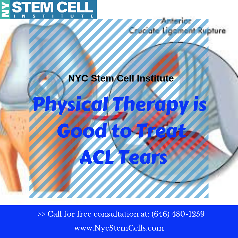 Physical therapy at NYC Stem Cell Institute is the most