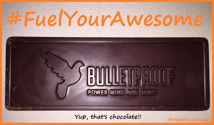 I'm Not Stopping For Menopause Because I Am Bulletproof #FuelYourAwesome