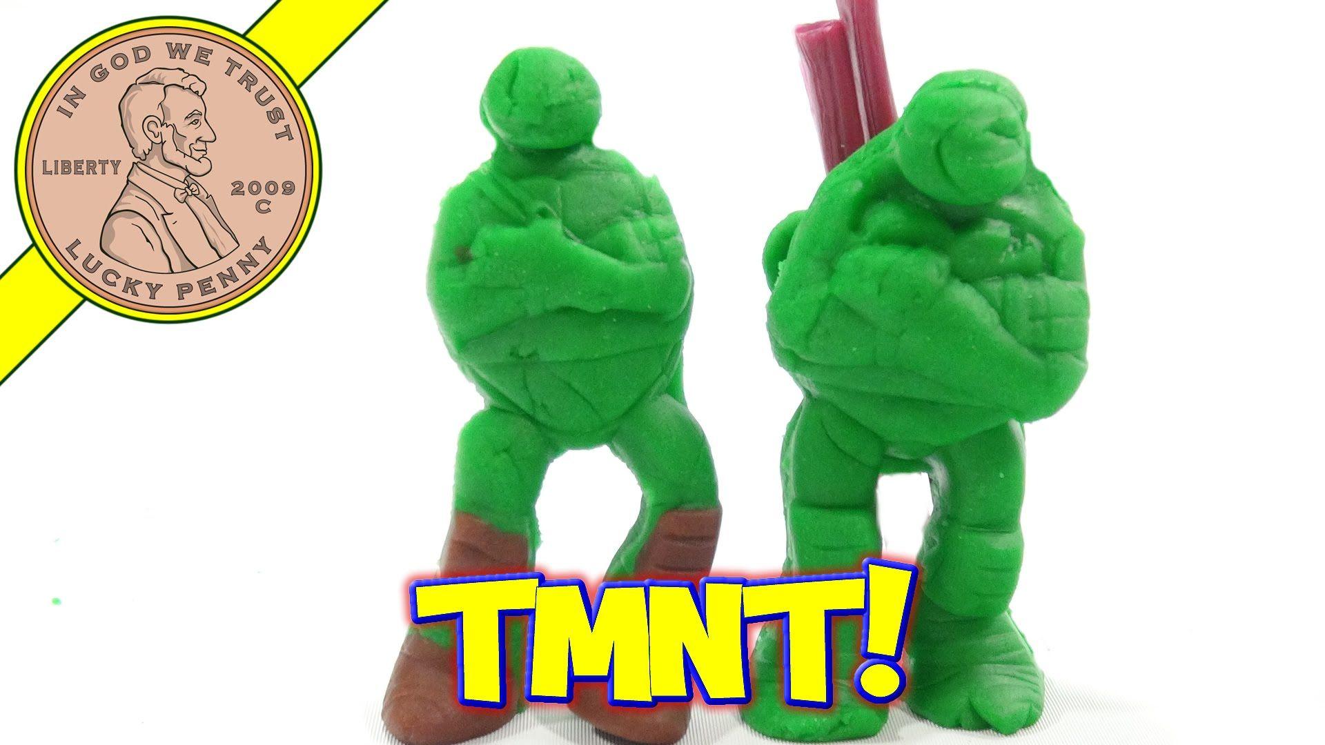 Teenage Mutant Ninja Turtles Maker Set! Cowabunga, Dude!  #TeenageMutantNinjaTurtles #TMNT #Playdoh