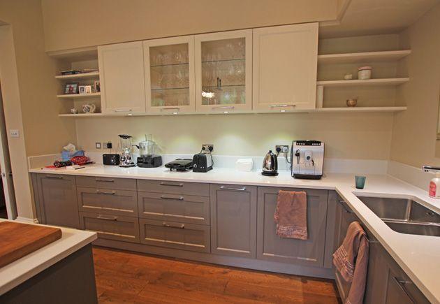 Beige Grey Country Kitchen From Lwk Kitchens Beige Kitchen