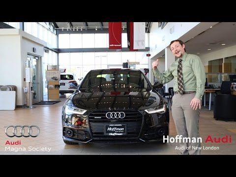 Audi A Walkaround Hoffman Audi Of New London YouTube - Audi new london