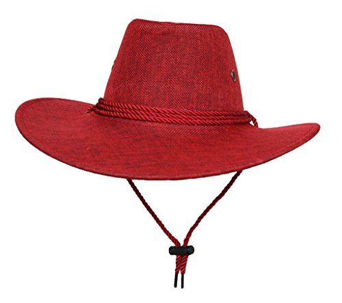 COMVIP Unisex Adult Cotton Adjustable Cycling Cowboy Hat ... https   www 56d755bdf49