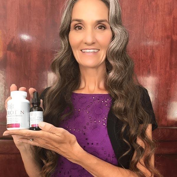 Hair Growth Vitamins - 3 Month | Vitamins for hair growth ...
