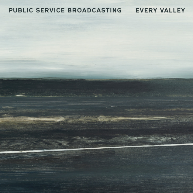 Public Service Broadcasting's Every Valley album so faarWithGuitars