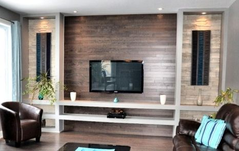 meuble tv mdf construire interior design pinterest