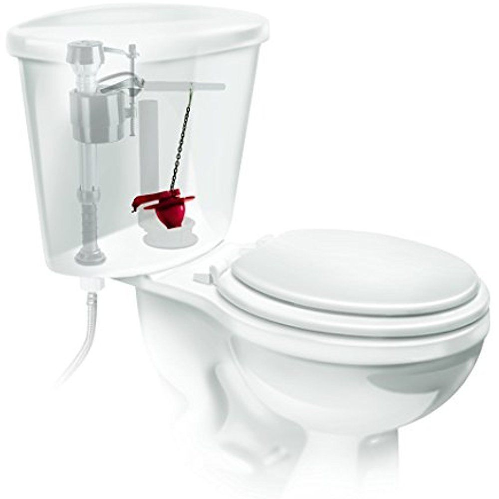 Attractive Toilet · Fluidmaster Toilet Flapper Replacement Universal ...
