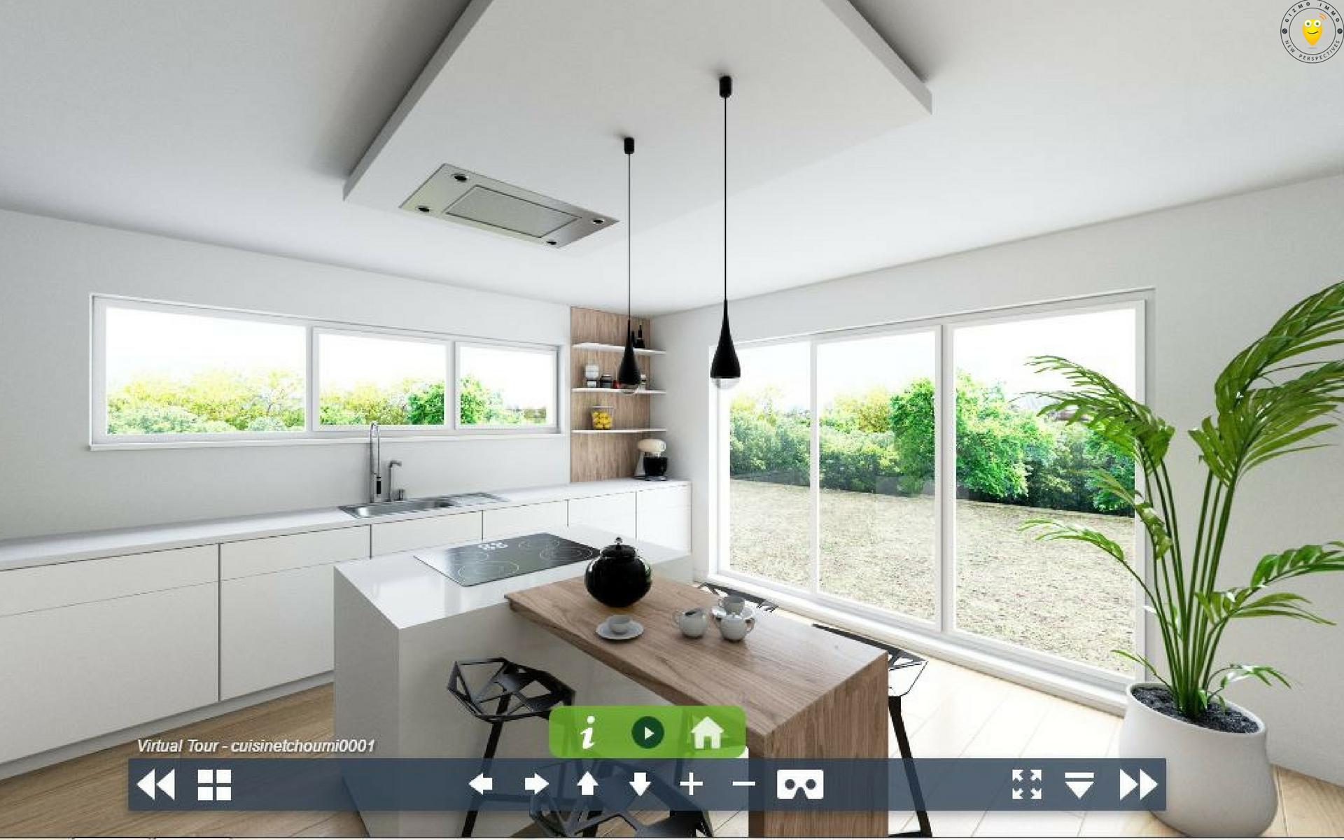 ☆ Maisons Creages ☆ House 3D Virtual Tour // Visite virtuelle 3D ...