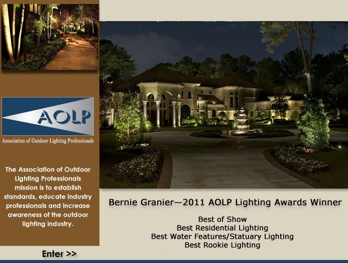 Association of outdoor lighting professionals a great organization association of outdoor lighting professionals a great organization for promoting the professionalism in a fantastic mozeypictures Image collections