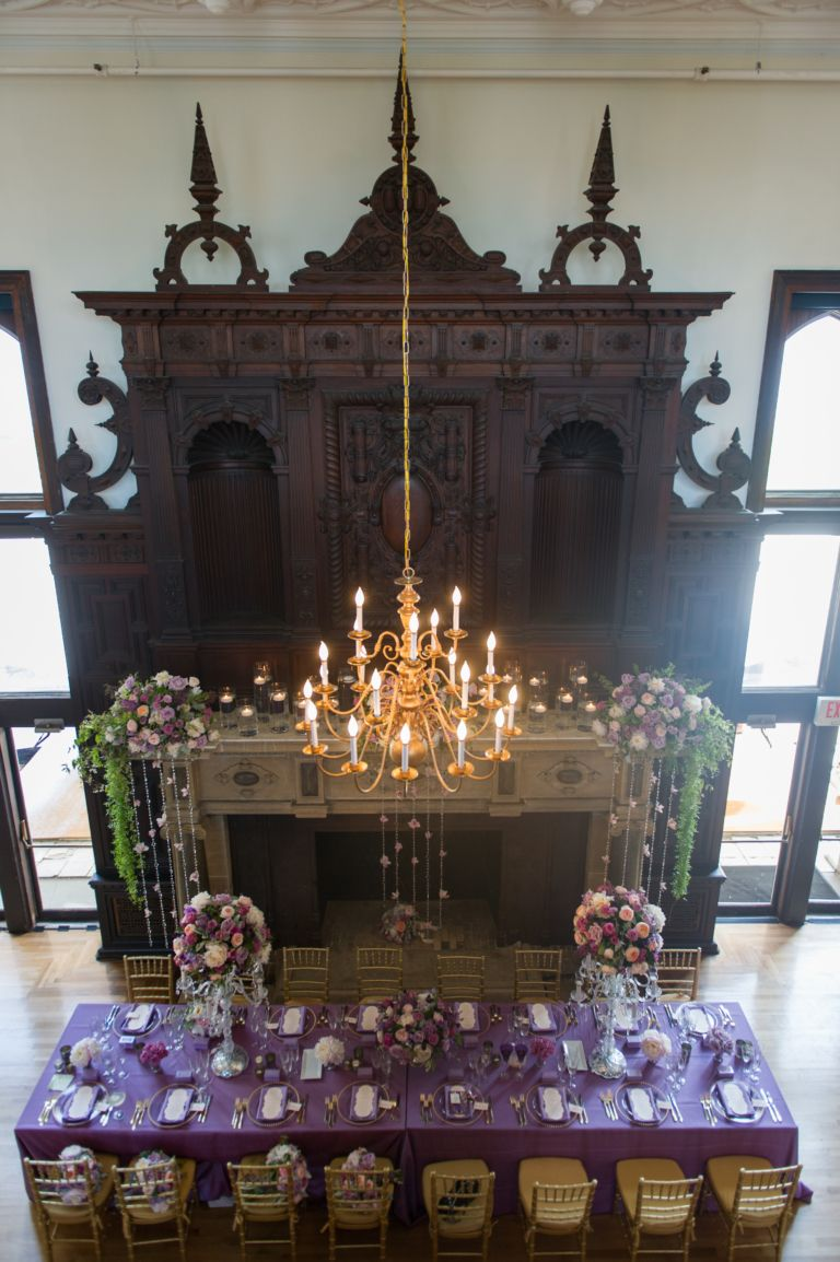 Jubilee Events Wedding reception at The Branford House