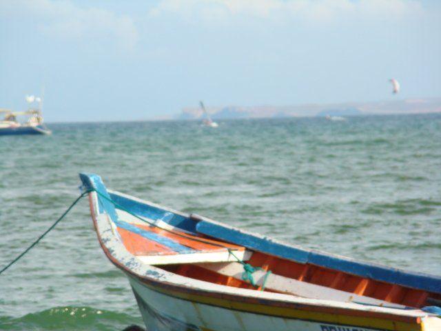 Playa el Yaque, Isla de Margarita.