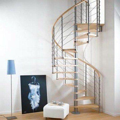 escalier en colimacon avantage
