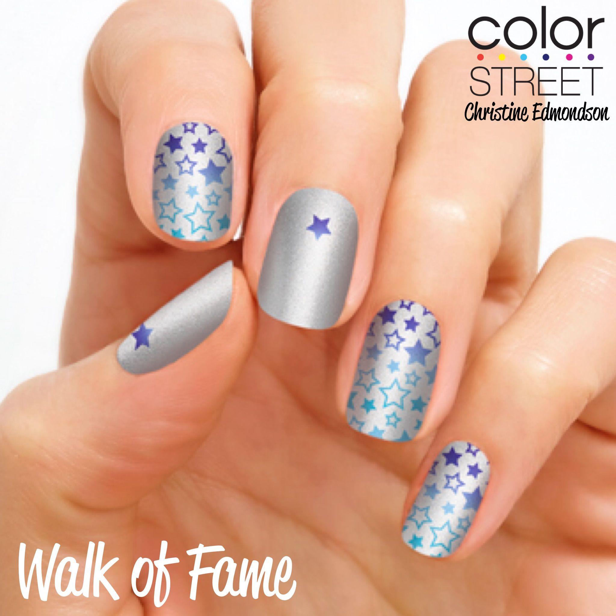 Walk of Fame - 100% nail polish strips that require NO tools, NO ...