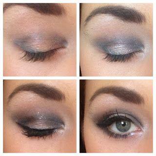 prom makeup instructions  smokey eye tutorial makeup