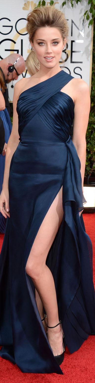 Golden Globes 2014 #redcarpet #dress