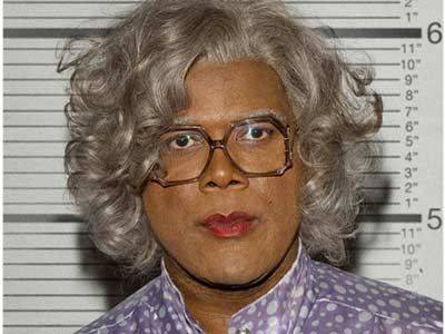 Tyler Perry As Madea Madea Tyler Perry Famous Faces
