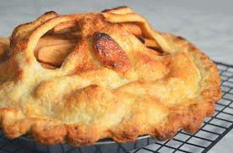 maka: Mile high apple pie