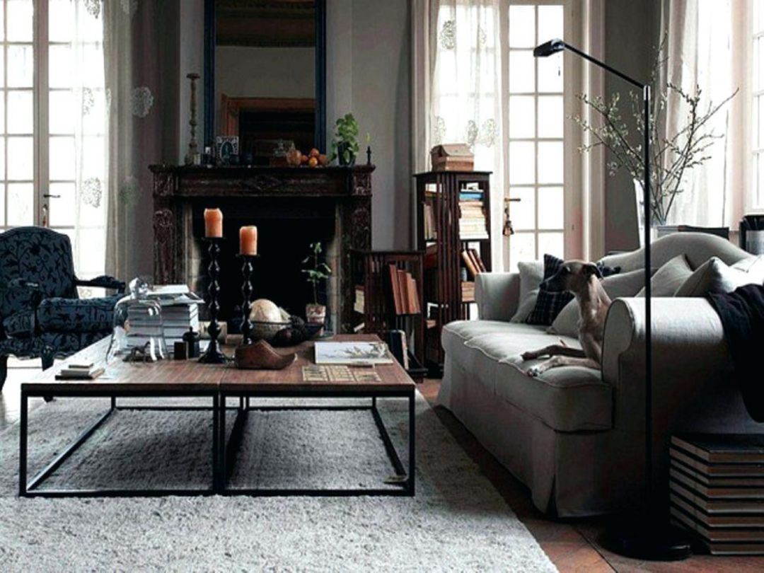 25 Stunning Industrial Small Living Room Design And Decor Ideas