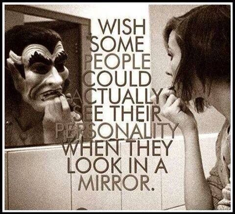 Look In The Mirror First Quotes Codechaoss