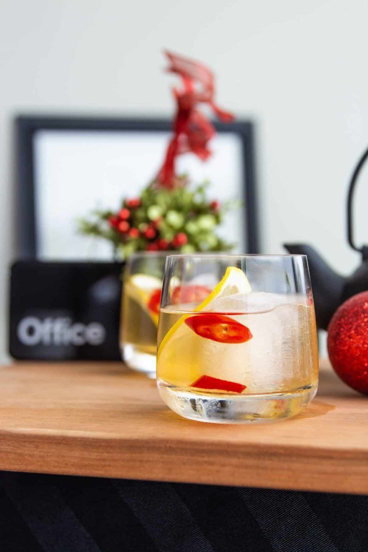First christmas spicy honey lavender tea punch recipe