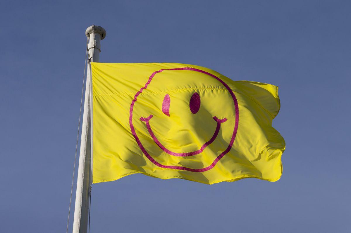 Somerset House Raises Its Utopian Flag Creative Review Jeremy Deller Flag Flag Design