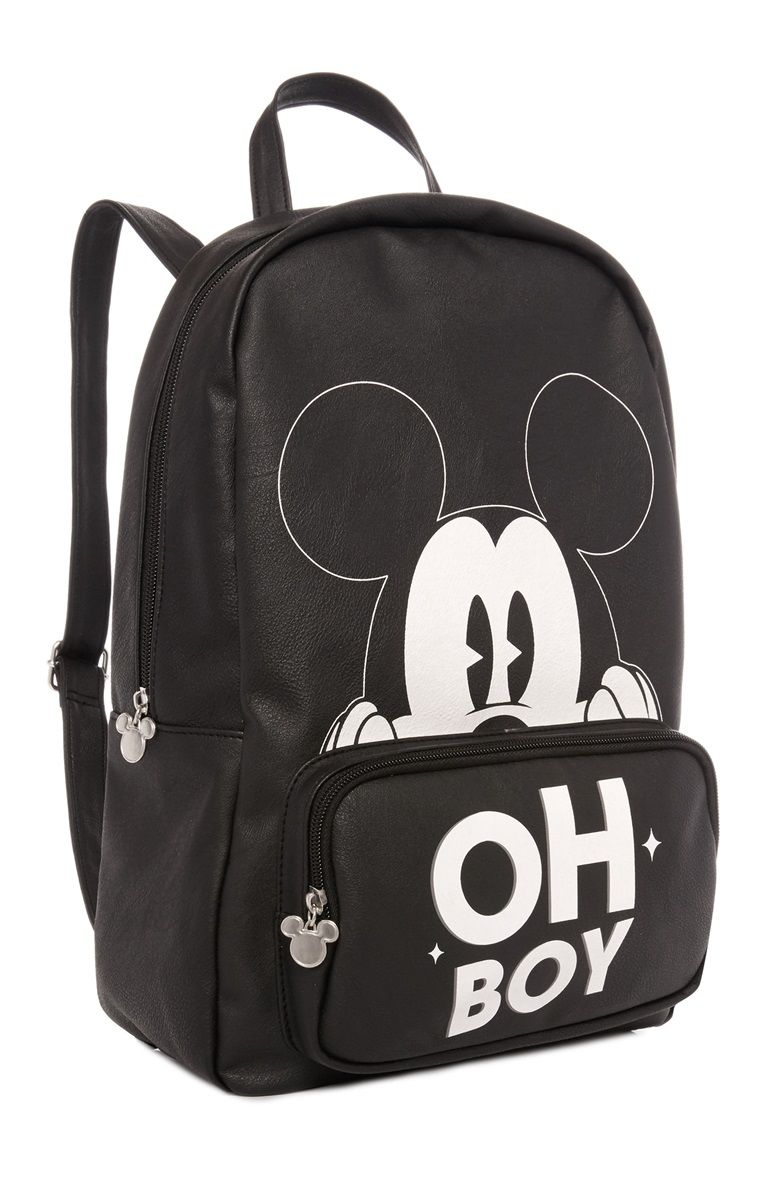 ba475ab36e Oh Boy Mickey Mouse Backpack