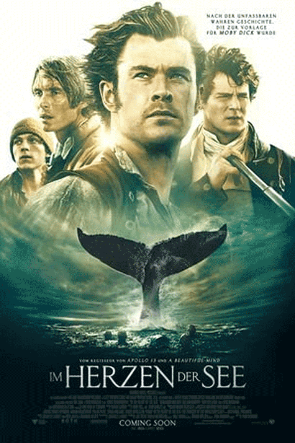 20 Best Wilderness Survival Movies On Netflix Amazon In The Heart Of The Sea Adventure Movies Survival Movie Adventure Movies The Sea Movie