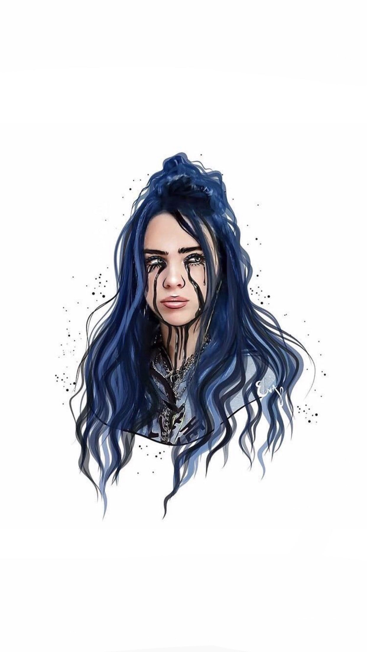 This is so pretty Billie, Billie eilish, Girl wallpaper