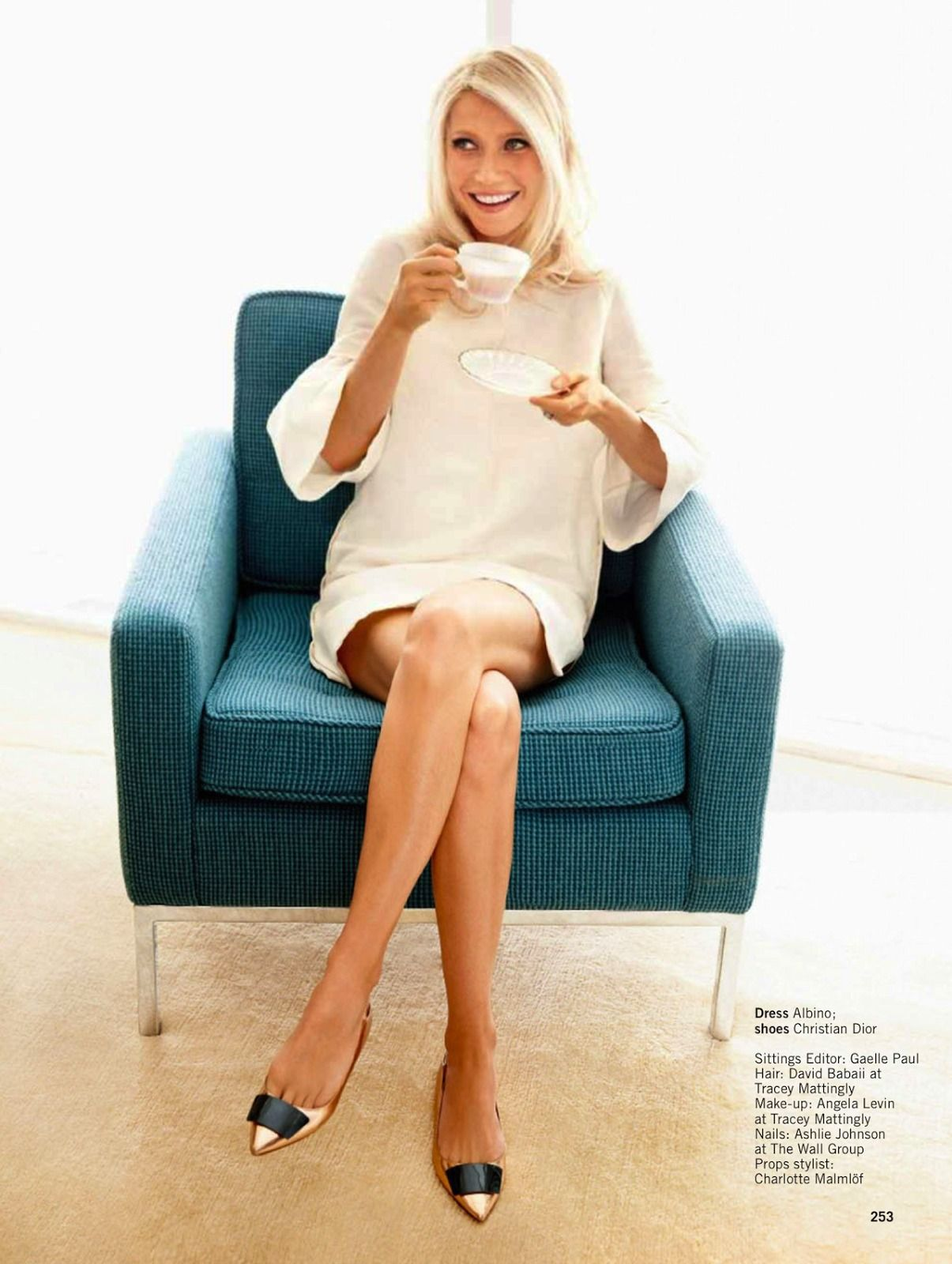 "celebinspire: "" Gwyneth Paltrow """