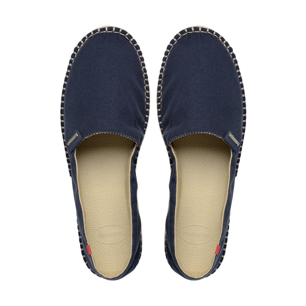 4023f3386 HAVAIANAS ORIGINE II ESPADRILLE NAVY SAND.  havaianas  shoes ...