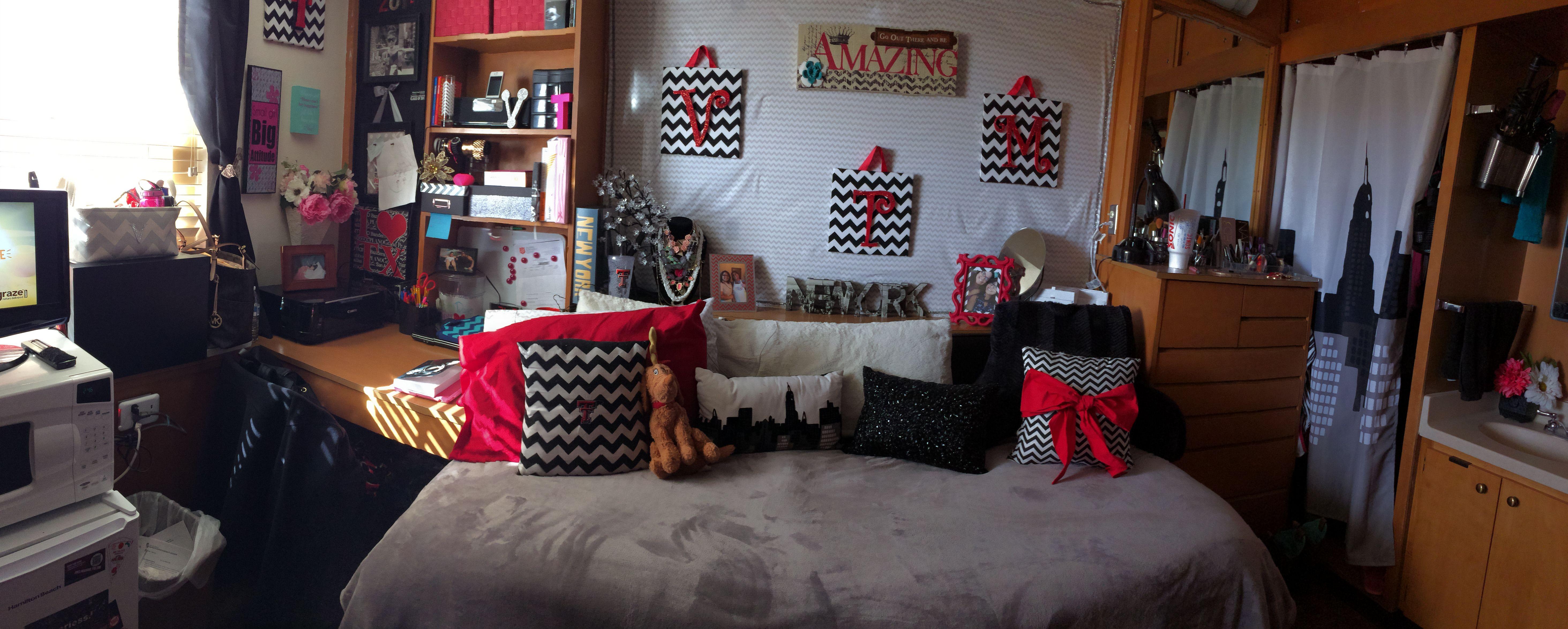 My Dorm Room For Texas Tech Hulen Hall Dorm Room 2nd