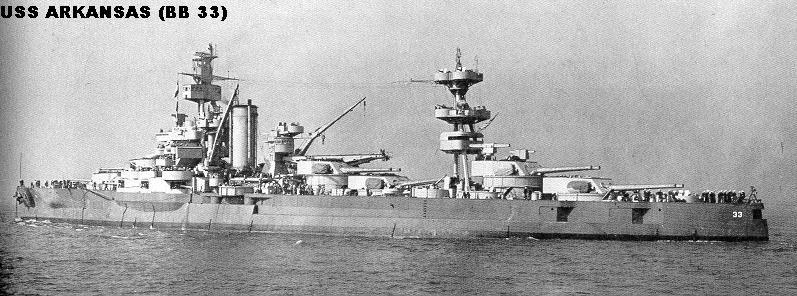 Bikini atoll navy ships