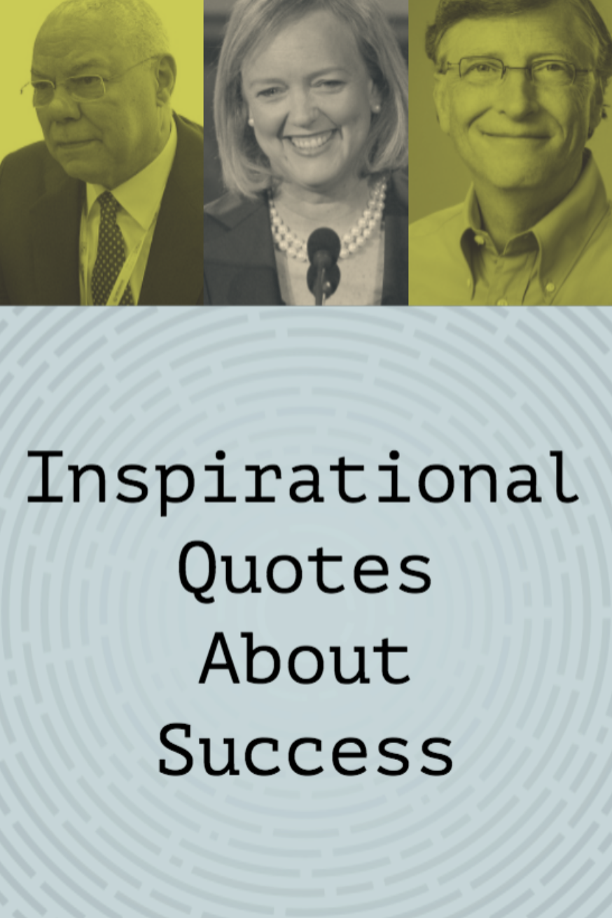 20 Of The Most Inspirational Quotes About Success Inspirational Quotes About Success Famous Quotes About Success Inspirational Quotes