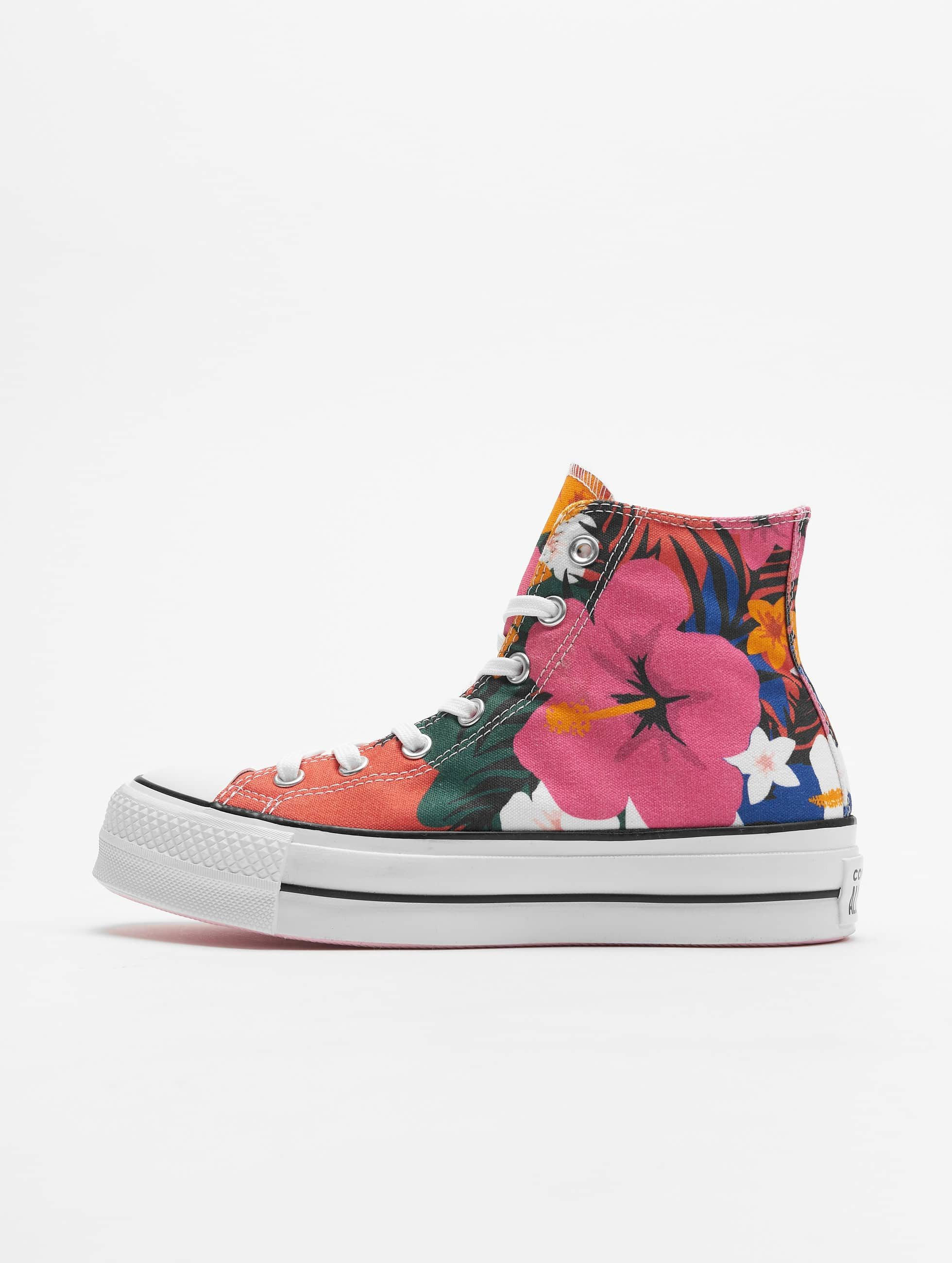 Converse Chuck Taylor All Star Lift Hi Sneakers Strawberry ...