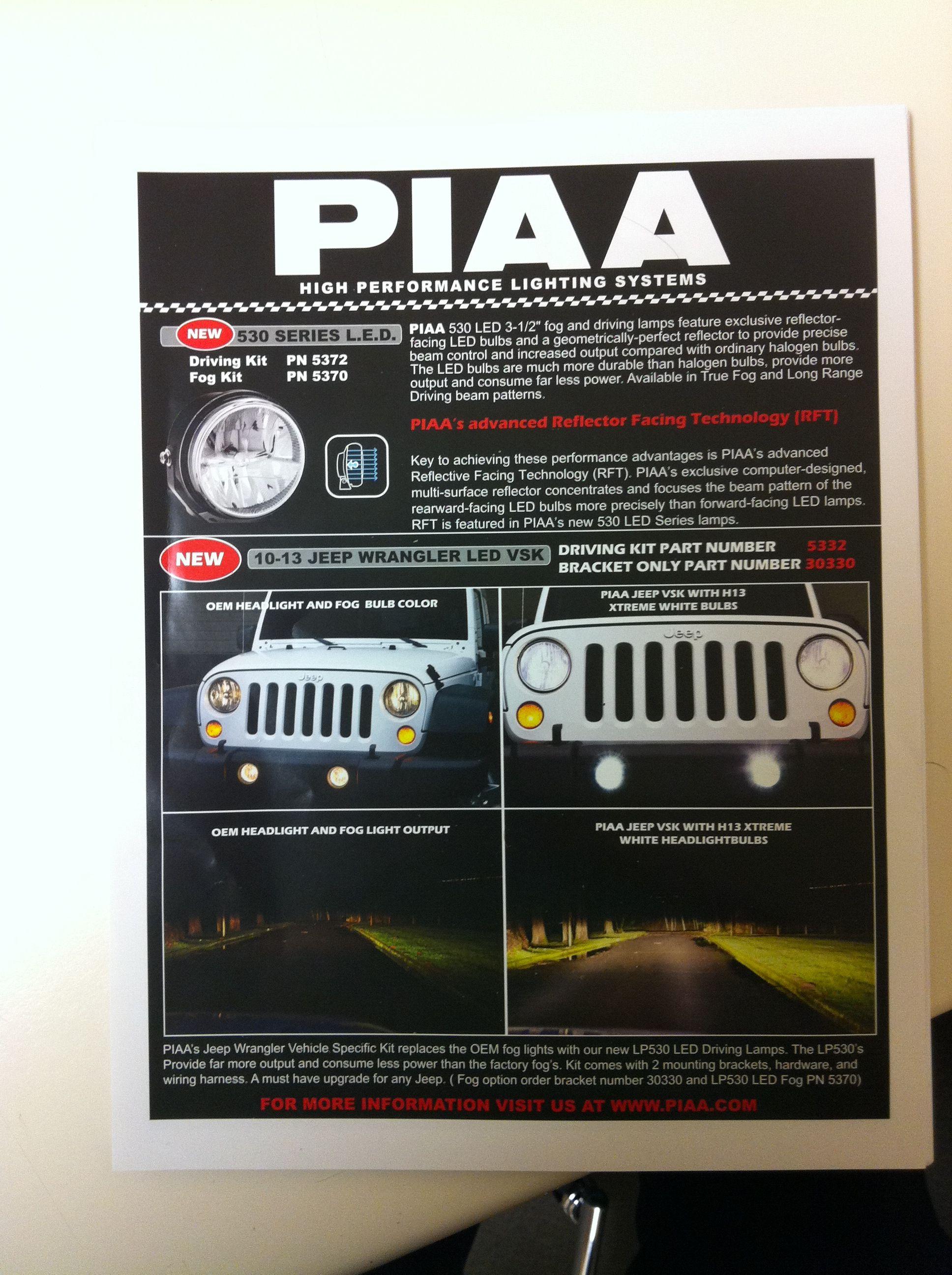 Pin On Piaa Lights