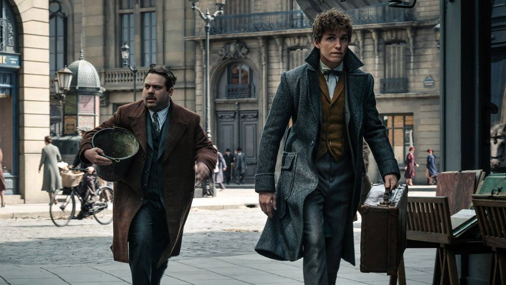 Fantastic Beasts 3 Release Date Cast Plot And Theories With