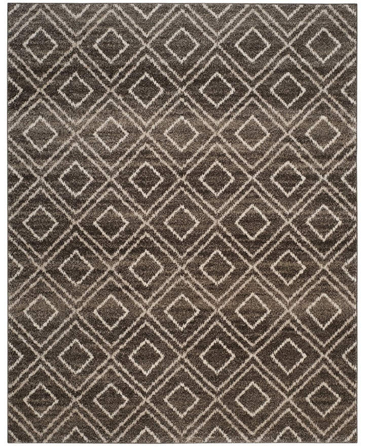 Safavieh Tunisia Brown And Creme 9 X 12 Area Rug Products In