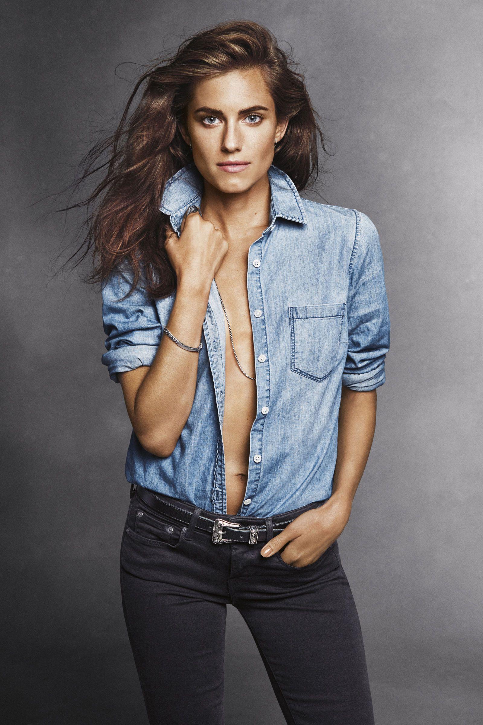 Allison Williams For Harper: The Fashion Shoot