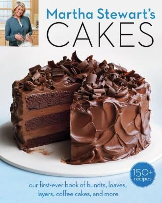"Get a sneak peek at ""Martha Stewart's Cakes"" -- coming September 24, available for pre-order now."