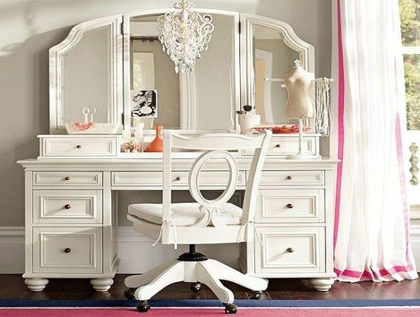 White Bedroom Vanity Set White Bedroom Vanity Set