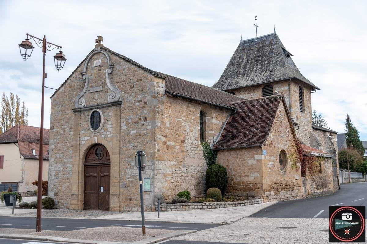 Bretenoux Un Village Du Lot Les Photos De Sebastien Colpin Dordogne Correze Architecture