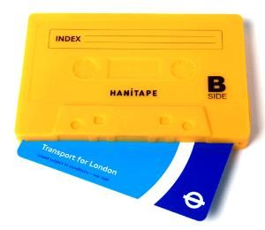Haniboi Wallet yellow mixtape wallet via #wanelo $14.95