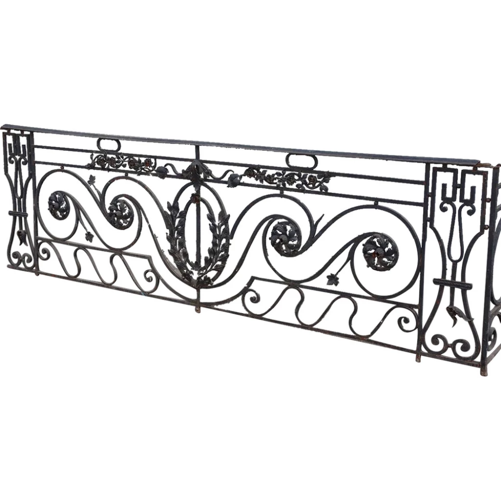 Pin On Antique Ironwork