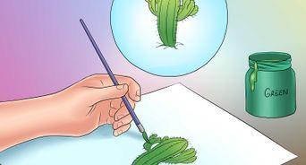 Draw a Cactus