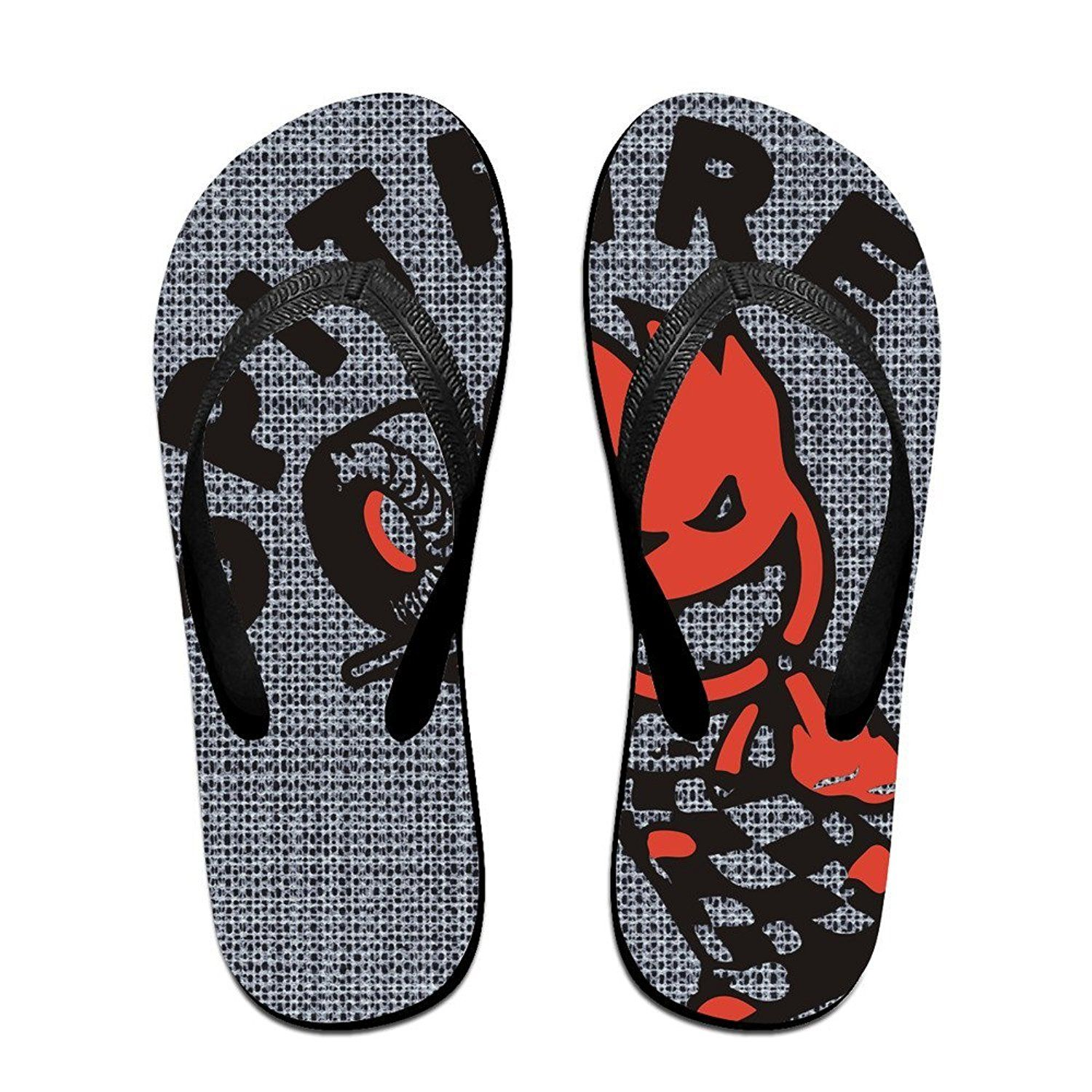 TOPNN Spitfire Cartoon Slipper Flip-Flops * You can find out more details at the link of the image.